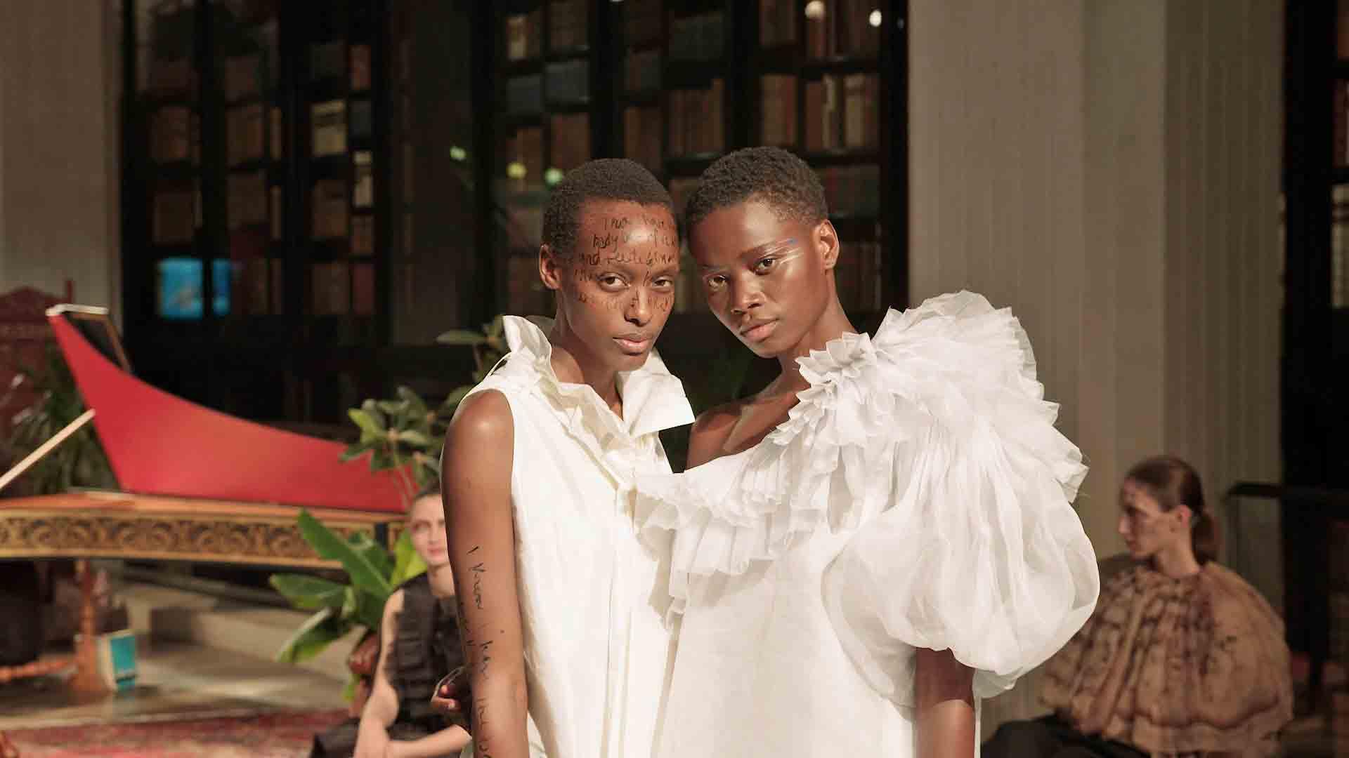 Nabil Nayal: Fashion Showcase