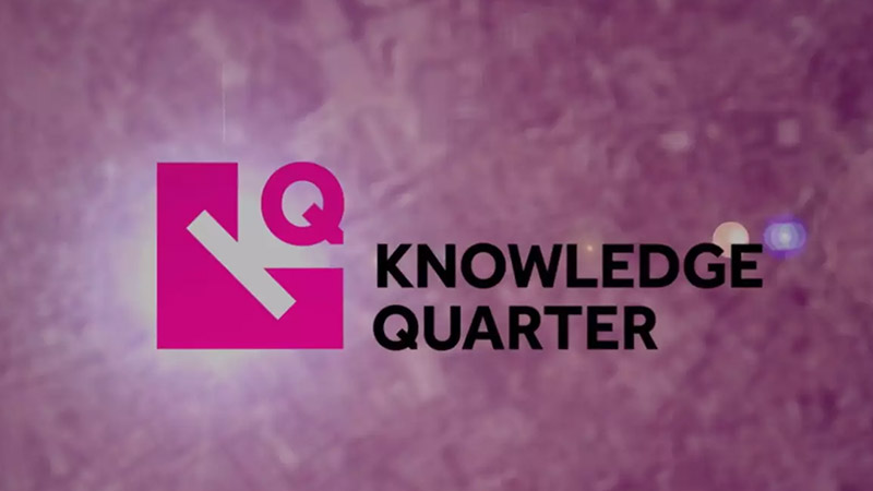 Knowledge Quarter – One Year on