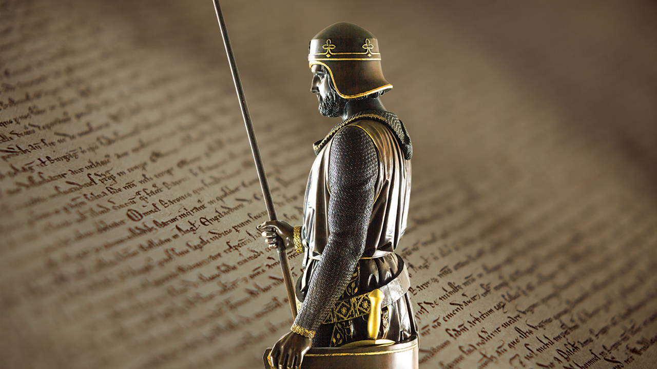 MAGNA CARTA – Law, Liberty, Legacy